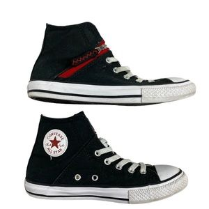 Converse CT All Star Pull-Zip High Top Sneaker